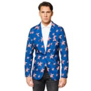 Men's Stars & Stripes Sport Coat