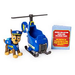 Paw Patrol Ultimate Rescue Chase's Mini Helicopter