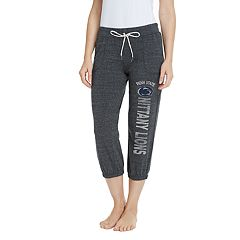 Women's Pitch Penn State Nittany Lions Capri Lounge Pants