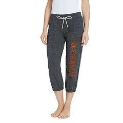Women's Pitch Syracuse Orange Capri Lounge Pants