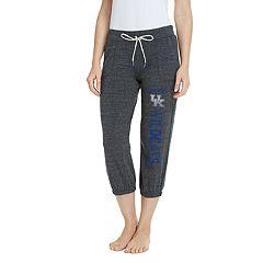 Women's Pitch Kentucky Wildcats Capri Lounge Pants
