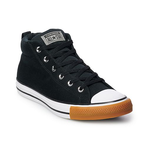 53d71ae1b8f7 Men s Converse Chuck Taylor All Star Street Mid Sneakers