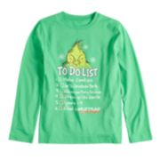 Boys 8-20 The Gringe To-Do List Tee