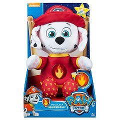 Paw Patrol Snuggle Up Pup Marshall