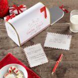 FAO Schwarz Letters To Santa Kit 10-piece Set
