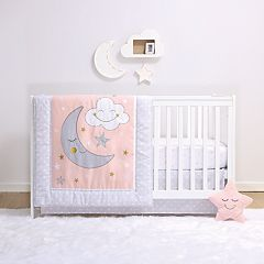 Little Haven La Luna 4-pc. Crib Bedding Set