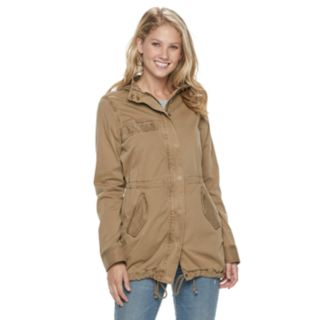 Women's SONOMA Goods for Life? Long Utility Jacket