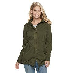 Women's SONOMA Goods for Life™ Long Utility Jacket