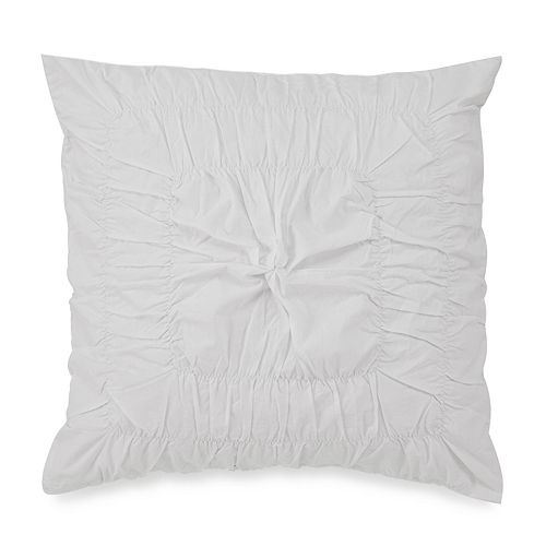 WestPoint Home Style Lux Square Euro Throw Pillow