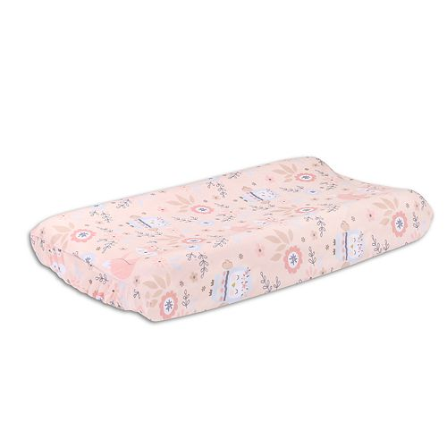 Little Haven Woodland Friends Changing Pad Cover