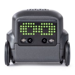 Boxer Interactive Black A.I. Robot Toy