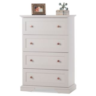 Child Craft Tanner 4 Drawer Chest