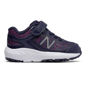 New Balance 519 v1 Toddler Girls' Leather Sneakers