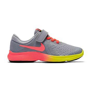 3c1c2c51e3c0 Nike Revolution 4 Fade Preschool Girls  Sneakers