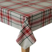 St. Nicholas Square® Farmhouse Plaid Tablecloth