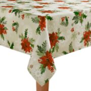 St. Nicholas Square® Botanical Toss Tablecloth