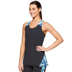 Women's Gaiam Crisscross Back Yoga Tank