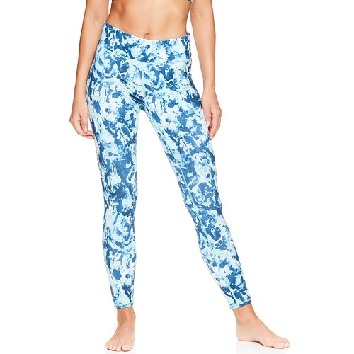 Women's Gaiam Yoga High-Waisted Leggings