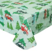 St. Nicholas Square® Truck Tablecloth
