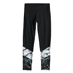 Girls 7-16 SO® Blocked Athleisure Leggings