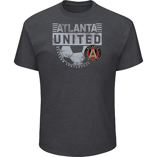 Men's Majestic Atlanta United FC Tee