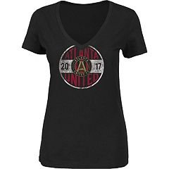 Women's Majestic Atlanta United FC Tee