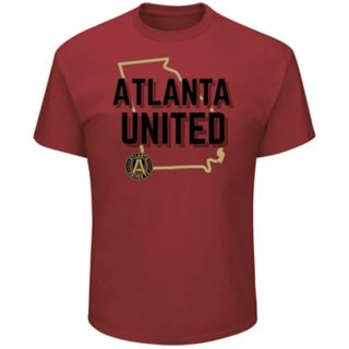 Men's Majestic Atlanta United Winning Tee