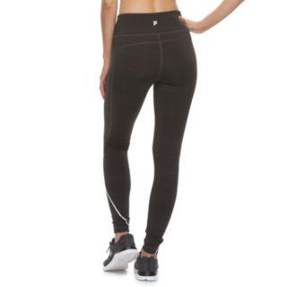 Women's FILA SPORT® Signature Fleece Mid-Rise Leggings