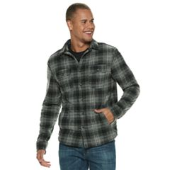 Men's Urban Pipeline® Sherpa-Lined Shirt Jacket
