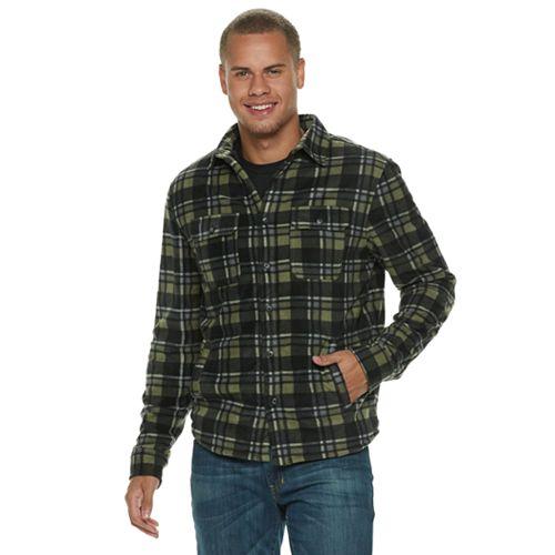 Men's Urban Pipeline® Sherpa-Lined Shirt Jacket