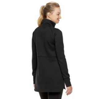 Women's FILA SPORT® Shirred Back Neck Jacket