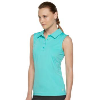 Women's FILA SPORT® Sleeveless Golf Polo