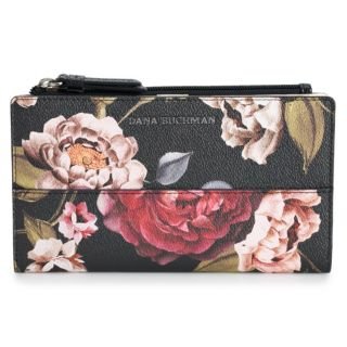 Dana Buchman Pebbled Fold Wallet