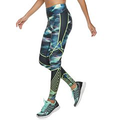 Women's FILA SPORT® Printed High-Waisted Leggings