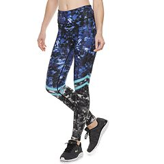 Women's FILA SPORT® Printed High-Waisted Leggings