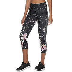 524d8c681235 Women's FILA SPORT® Printed High-Waisted Capri Leggings