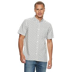 865353a3b1 Men's Vans Checkout Button-Down Shirt