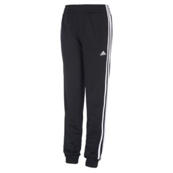Toddler Boy adidas Striped Tricot Jogger Pants