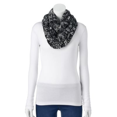 Women's SONOMA Goods for Life? Cable-Knit Chenille Infinity Scarf
