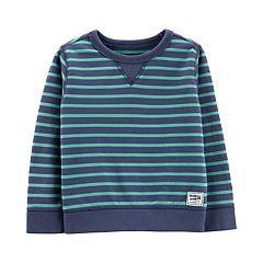 Toddler Boy OshKosh B'gosh® Striped French Terry Top