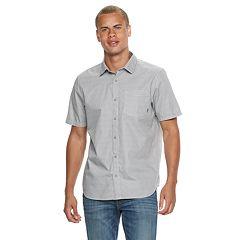 4ab985c5 Men's Vans Ridgefield Button-Down Shirt
