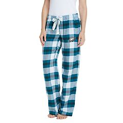 Women's Headway Philadelphia Eagles Flannel Pajama Pants