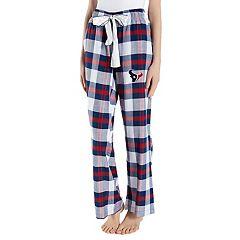 Women's Headway Houston Texans Flannel Pajama Pants