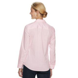 Women's Croft & Barrow® Easy Care Shirt