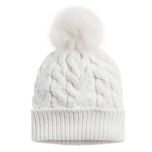 Women's SONOMA Goods for Life™ Chunky Cable-Knit Beanie