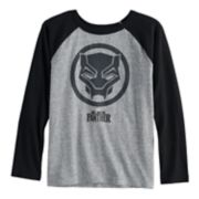 Boys 4-12 Jumping Beans® Marvel Black Panther Raglan Graphic Tee