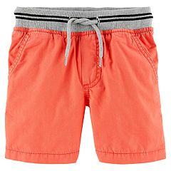 Toddler Boy OshKosh B'gosh® Twill Pull On Shorts