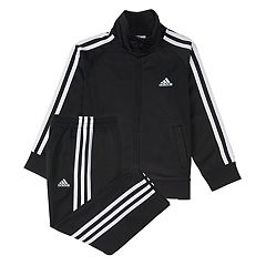235ba5660002 Baby Boy adidas 2-pc. Tricot Zip Jacket   Pants Set