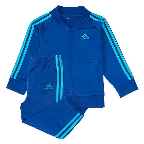 Baby Boy adidas 2-pc. Home Run Tricot Zip Jacket & Pants Set