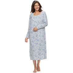 Women's Croft & Barrow® Long Pintuck Nightgown